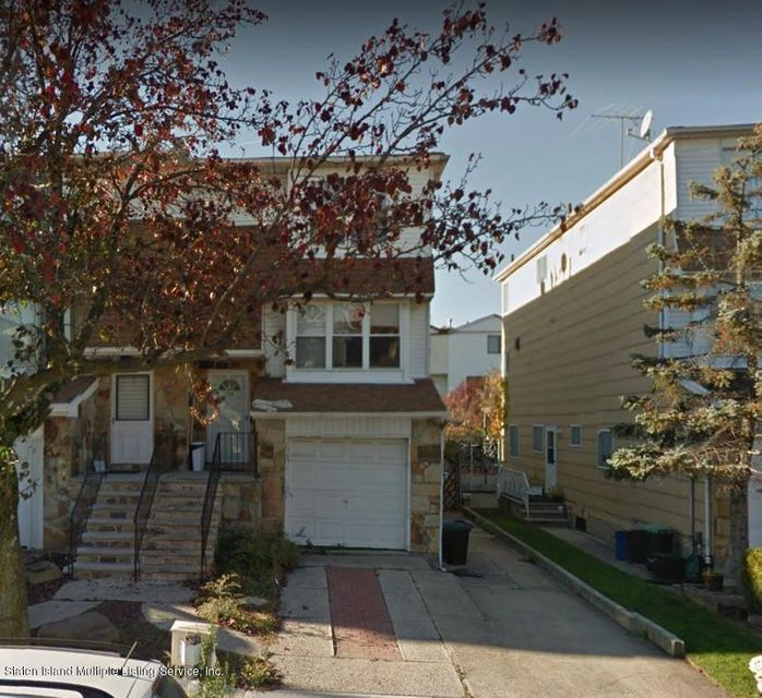 Single Family Home for Rent at 124 Rockne Street Staten Island, New York 10314 United States