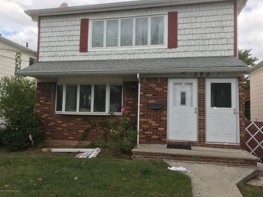 Single Family Home for Rent at 395 Bedford Avenue Staten Island, New York 10306 United States