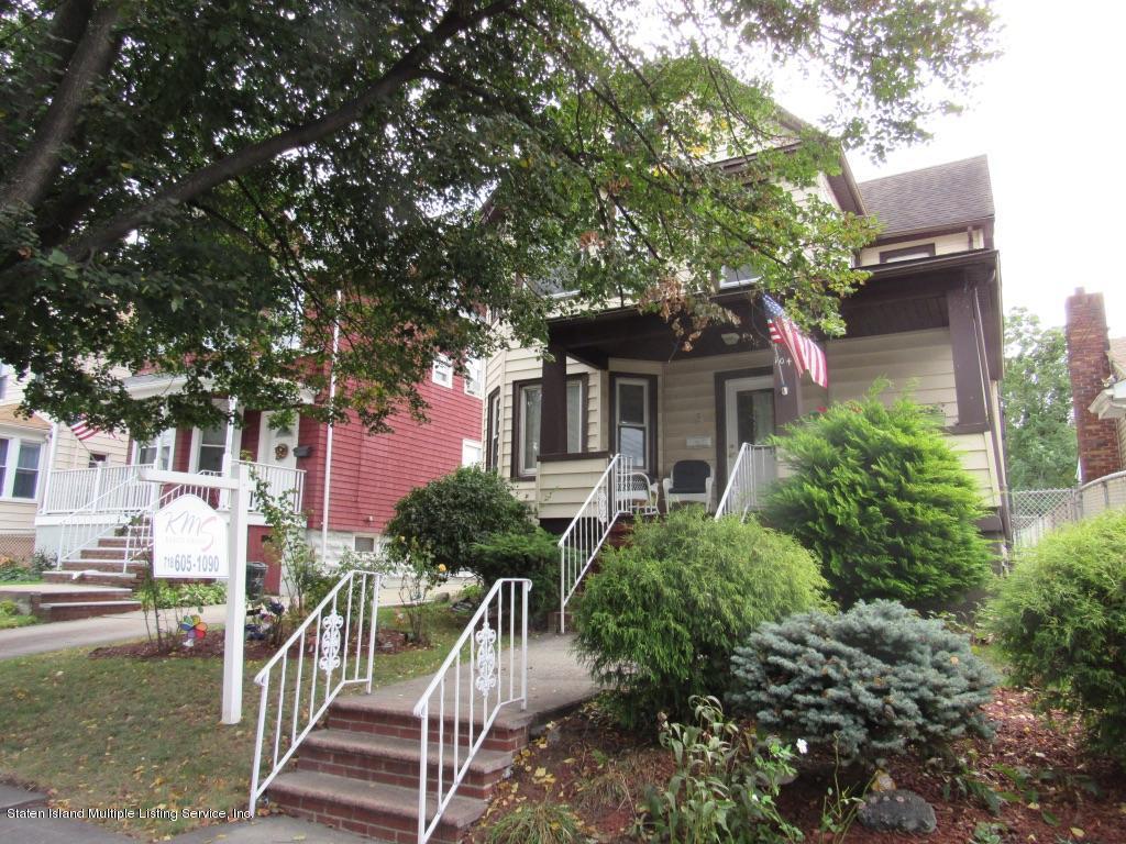 Single Family - Detached 704 Delafield Avenue  Staten Island, NY 10310, MLS-1114209-2