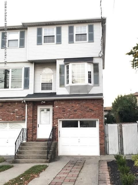 Single Family Home for Rent at 1526 Richmond Avenue Staten Island, 10314 United States