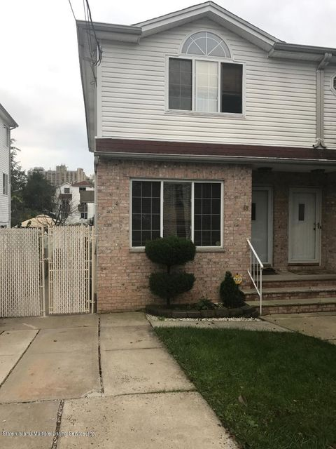 Single Family Home for Sale at 48 Garden Street Staten Island, New York 10314 United States