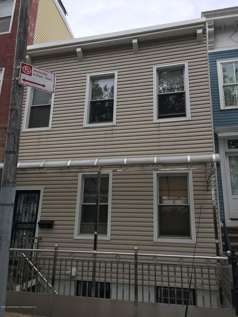 Single Family Home for Sale at 581 18th Street Brooklyn, New York 11218 United States