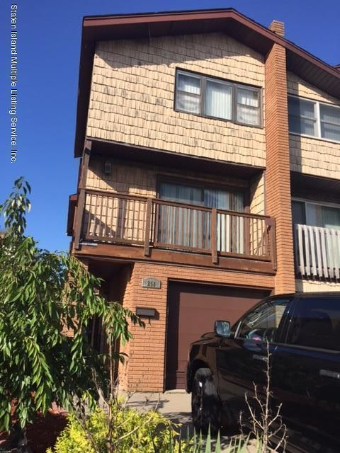 Single Family Home for Sale at 258 Doane Avenue Staten Island, New York 10308 United States
