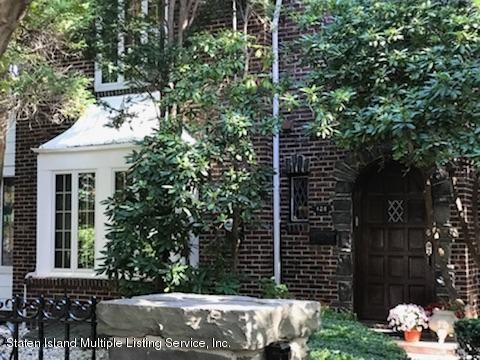 Single Family - Detached 120 Longfellow Avenue  Staten Island, NY 10301, MLS-1114496-2