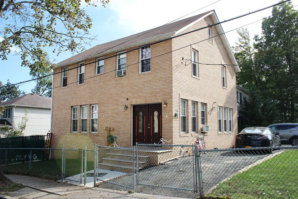 Single Family Home for Sale at 2360 Richmond Road Staten Island, New York 10306 United States