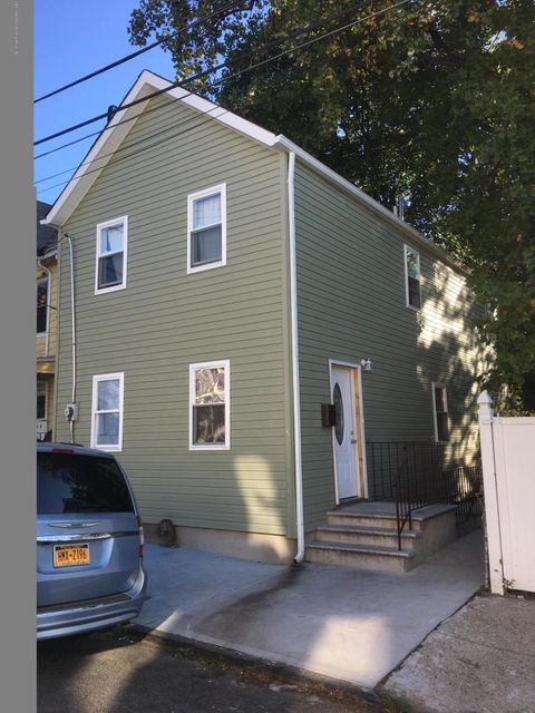Single Family Home for Sale at 5 Avenue B Staten Island, New York 10302 United States