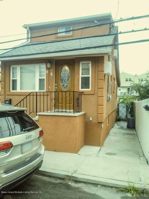 Single Family Home for Rent at 86 Boundary Avenue Staten Island, 10306 United States