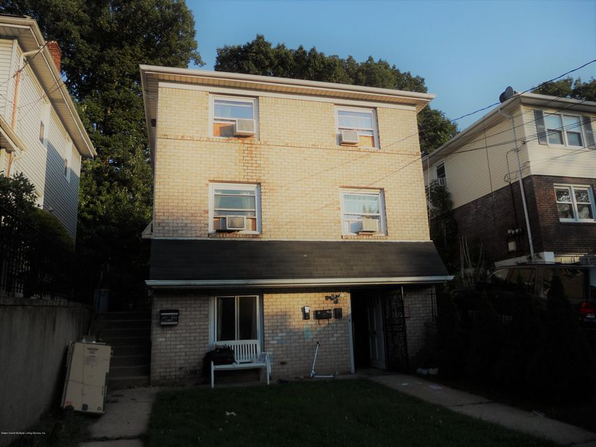 Single Family Home for Sale at 1060 Victory Boulevard Staten Island, New York 10301 United States
