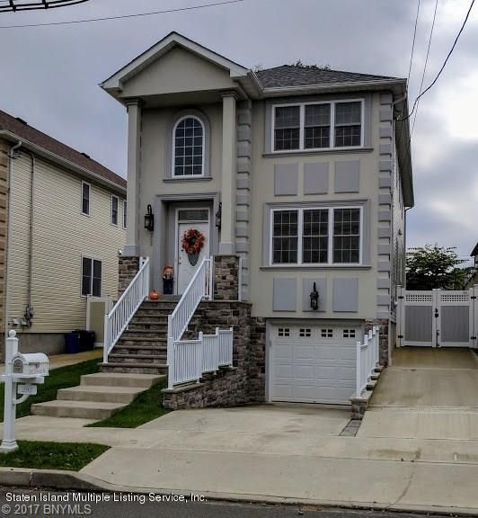 Single Family Home for Sale at 292 Loretto Street Staten Island, New York 10307 United States