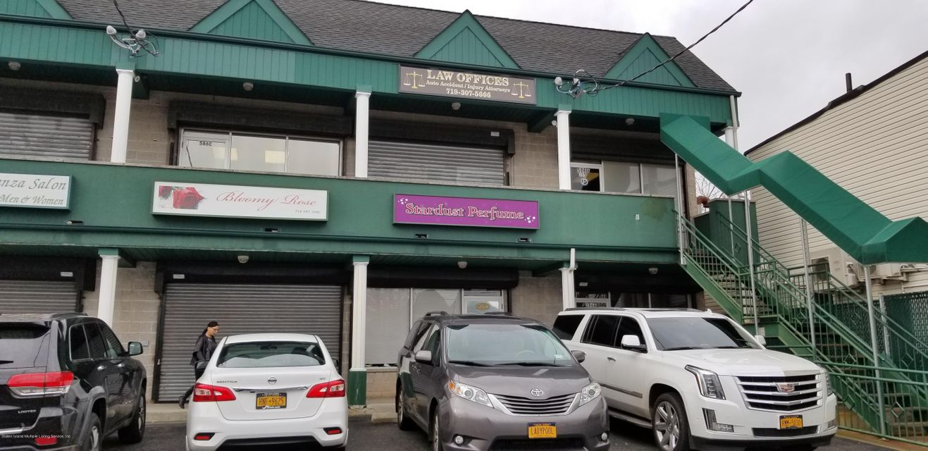 Commercial for Rent at 586 A Midland Ave Staten Island, New York 10306 United States