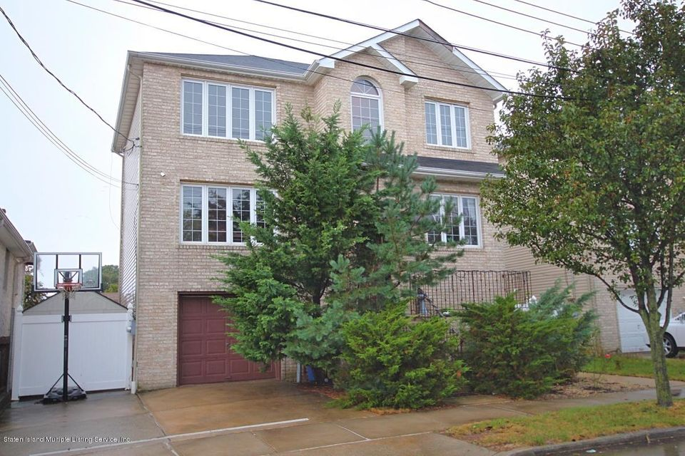 Single Family Home for Sale at 6 Garibaldi Avenue Staten Island, New York 10306 United States