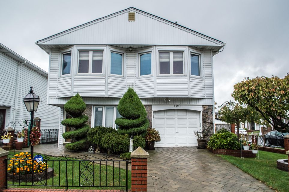 Additional photo for property listing at 120 Nehring Avenue  Staten Island, New York 10314 United States