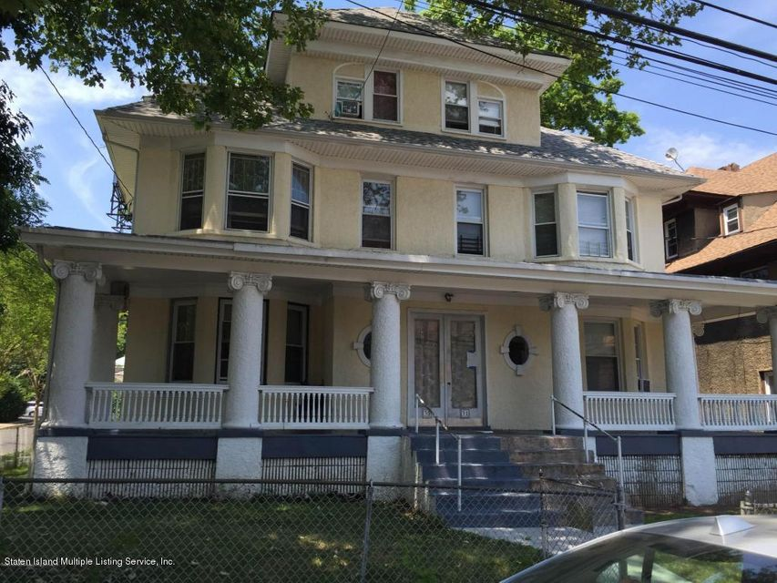 Single Family Home for Rent at 35 Norwood Ave Staten Island, New York 10305 United States