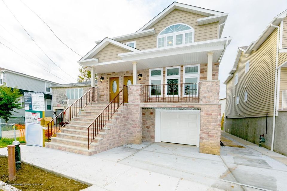 Single Family Home for Sale at 18 Garibaldi Avenue Staten Island, New York 10306 United States