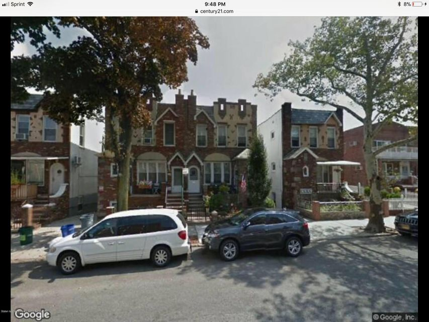 Multi-Family Home for Sale at 1707 Dahill Road Brooklyn, New York 11223 United States