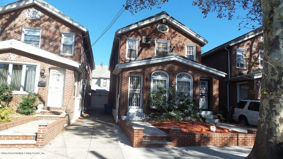 Single Family Home for Rent at 63 74th Street Brooklyn, 11209 United States