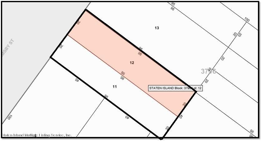 Land for Sale at 118 Grimsby Street Staten Island, New York 10306 United States