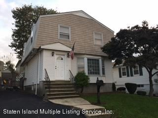 Single Family Home for Sale at 270 Ramapo Avenue Staten Island, New York 10309 United States