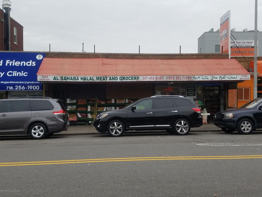 Commercial for Rent at 1955 Bath Avenue Brooklyn, New York 11214 United States