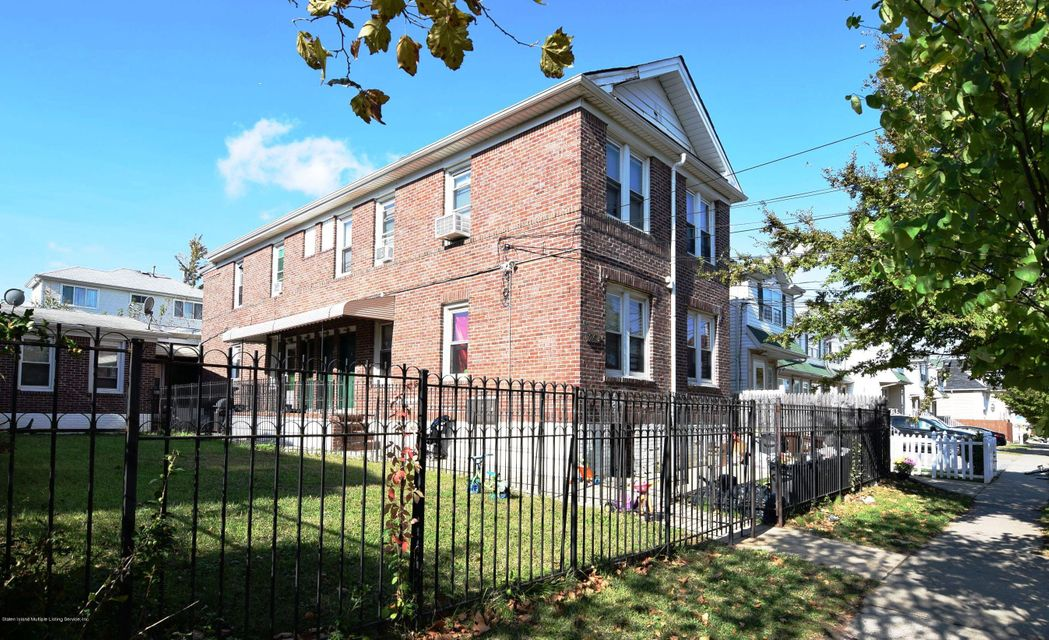 Multi-Family Home for Sale at 124 Grandview Avenue Staten Island, New York 10303 United States