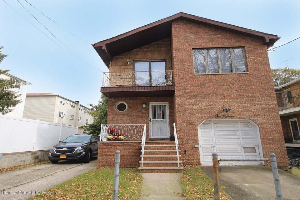 Two Family - Detached 115 Whitman Avenue  Staten Island, NY 10308, MLS-1114845-2