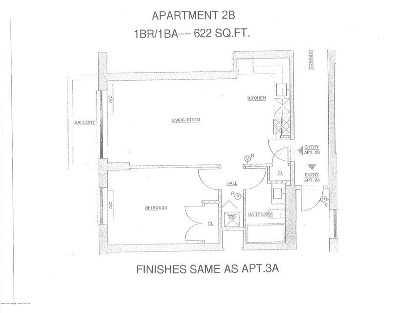 Condo 423 95th Street #2b  Brooklyn, NY 11209, MLS-1114882-2