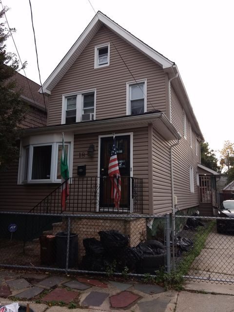 Single Family Home for Sale at 18 Laforge Avenue Staten Island, New York 10302 United States