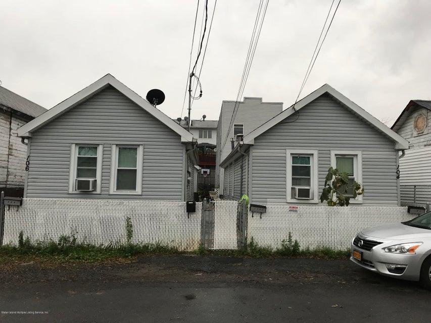 4F in Midland Beach - 104-106 Mapleton Avenue 4 Units  Staten Island, NY 10306