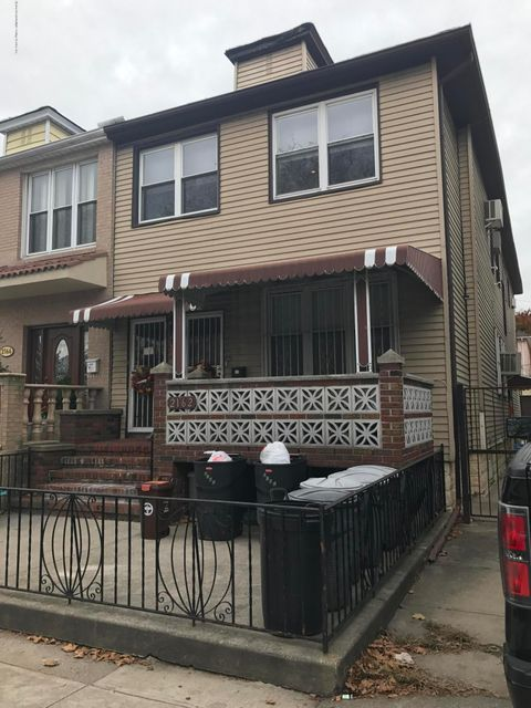 Single Family Home for Sale at 2162 Bay Ridge Parkway Brooklyn, New York 11204 United States