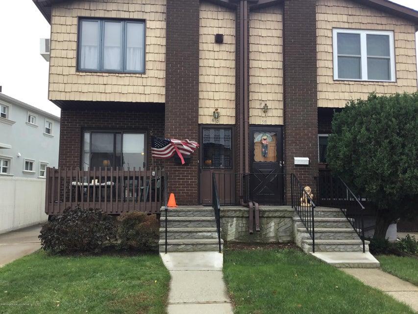 Single Family - Semi-Attached in New Springville - 60 Rockville Avenue  Staten Island, NY 10314