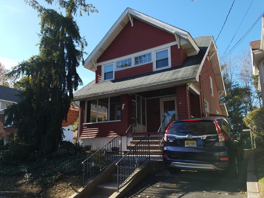 Single Family Home for Sale at 34 Marianne Street Staten Island, New York 10302 United States