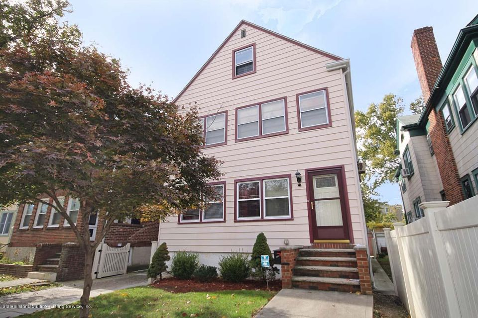 Two Family - Detached in West Brighton - 378 Bement Avenue  Staten Island, NY 10310