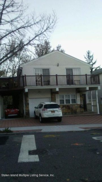 Single Family Home for Sale at 4 Norwich Street Staten Island, New York 10314 United States