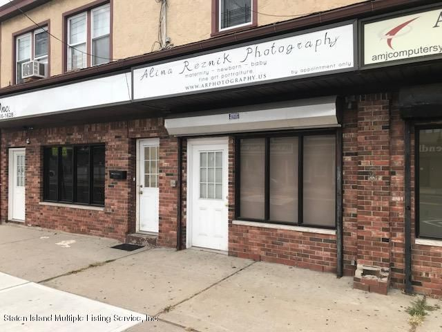 463 Midland Avenue Staten Island,New York 10306,Commercial,Midland Avenue,1115089