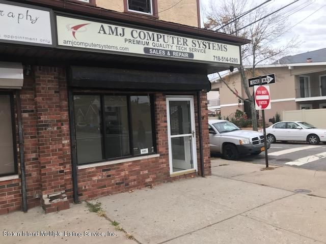 465 Midland Avenue Staten Island,New York 10306,Commercial,Midland Avenue,1115090