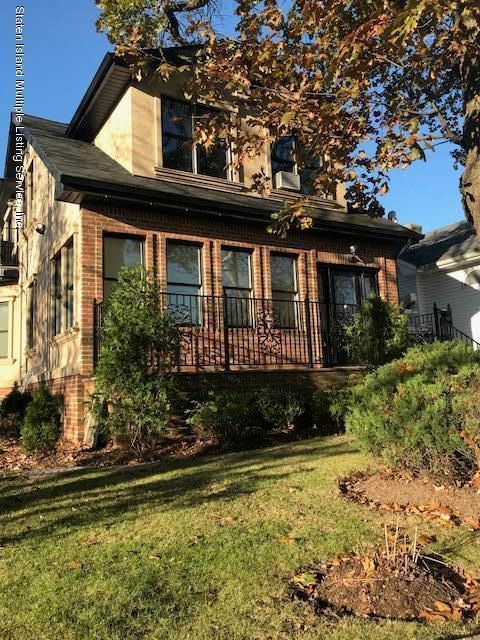 Single Family Home for Sale at 42 Joline Avenue Staten Island, New York 10307 United States