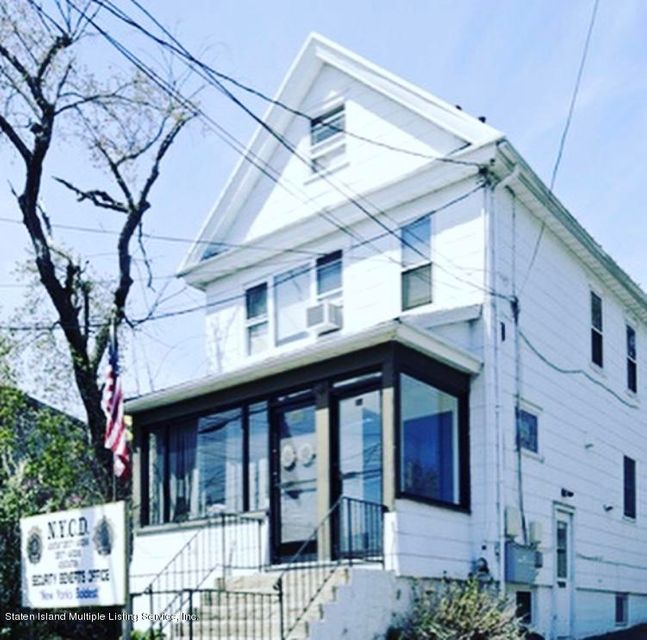 Non-Conforming in Port Richmond - 364 Decker Avenue  Staten Island, NY 10302