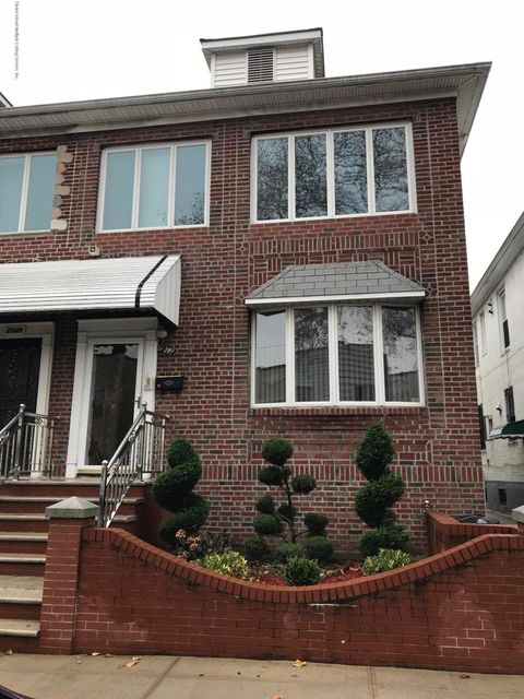 Single Family Home for Sale at 2044 74th Street Brooklyn, New York 11204 United States