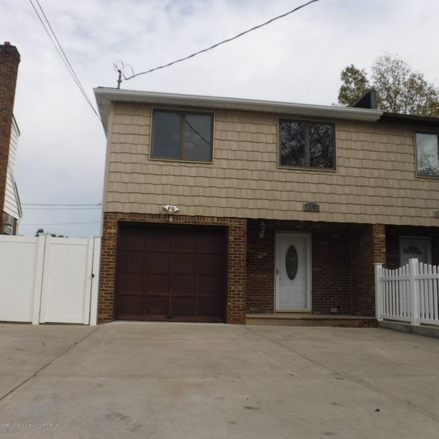 Two Family - Semi-Attached in Great Kills - 117 Armstrong Avenue  Staten Island, NY 10308