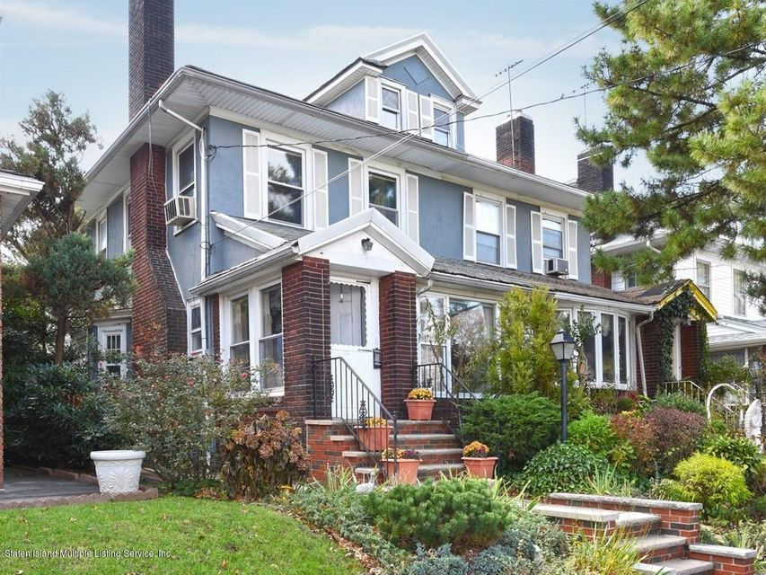 Single Family Home for Sale at 52 85th Street Brooklyn, New York 11209 United States