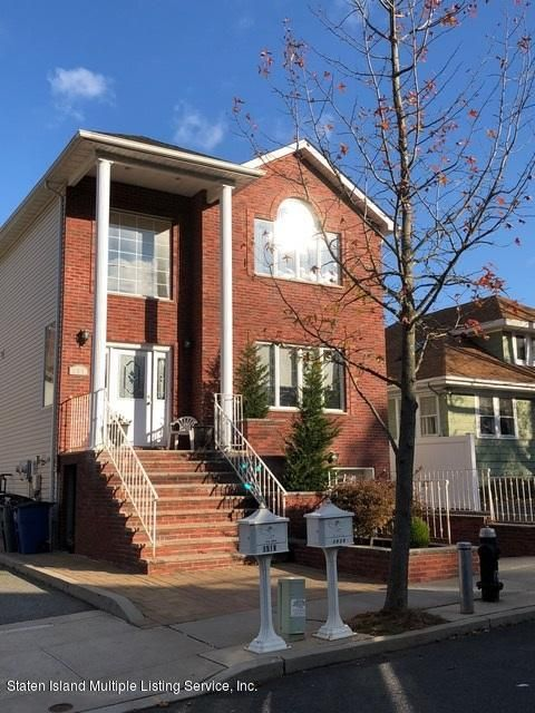 Two Family - Detached 151a Waterbury Avenue  Staten Island, NY 10309, MLS-1115241-2