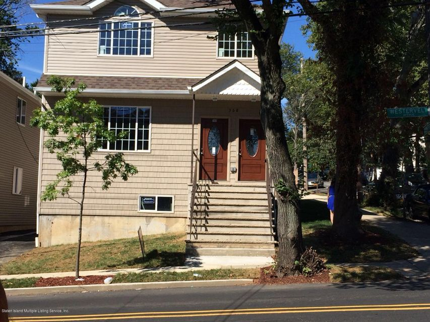 368 Westervelt Avenue,Staten Island,New York 10301,3 Bedrooms Bedrooms,6 Rooms Rooms,3 BathroomsBathrooms,Apartment,Westervelt,1115244