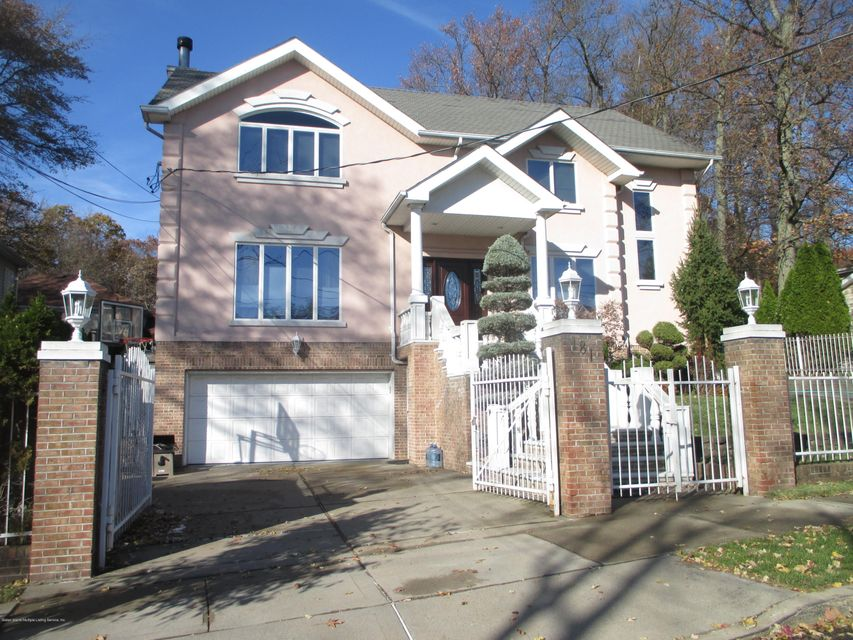 Single Family Home for Sale at 181 Tallman Street Staten Island, New York 10312 United States