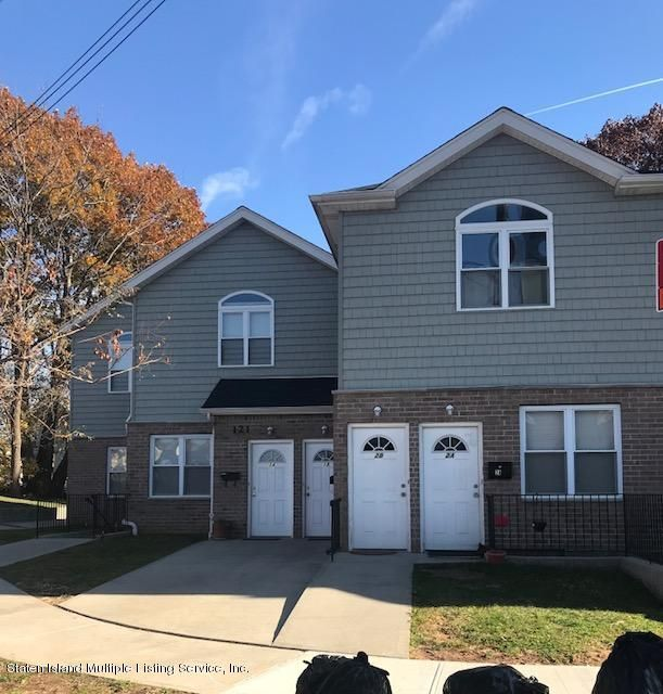 Multi-Family Home for Sale at 121 Eaton Place Staten Island, New York 10302 United States
