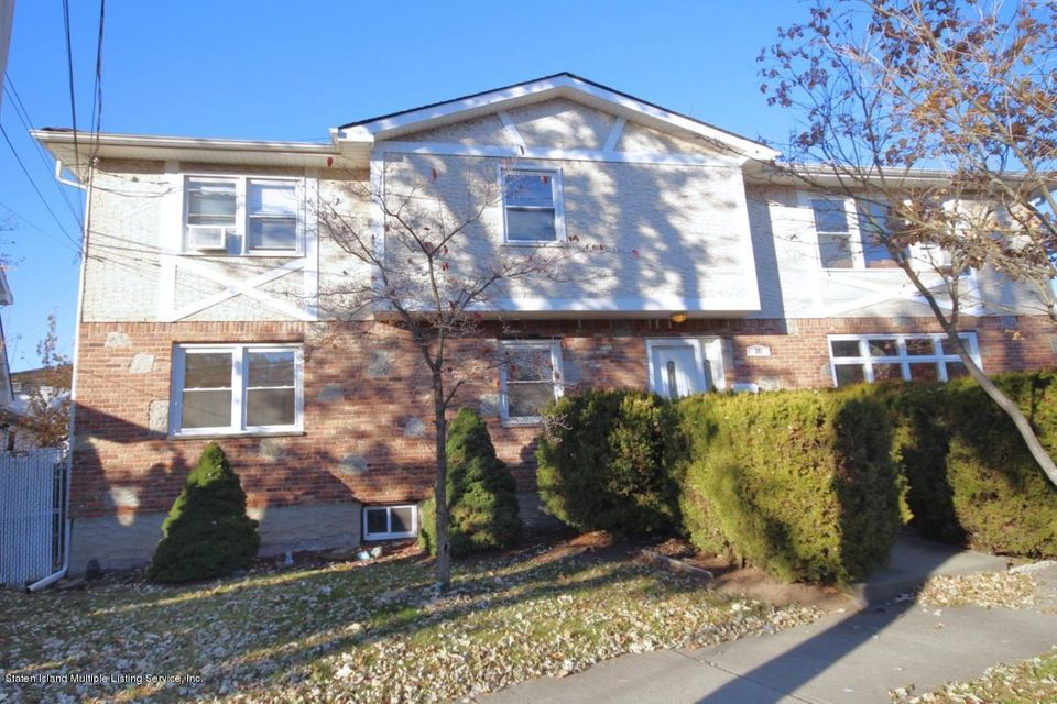 Two Family - Detached in Eltingville - 281 Wilson Avenue  Staten Island, NY 10308