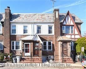 Single Family Home for Sale at 9404 Wogan Terrace Brooklyn, New York 11209 United States
