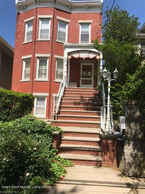 Two Family - Detached in Rosebank - 637 Tompkins Avenue  Staten Island, NY 10305