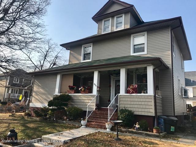 Single Family - Detached 256 Wardwell Ave   Staten Island, NY 10314, MLS-1115444-2