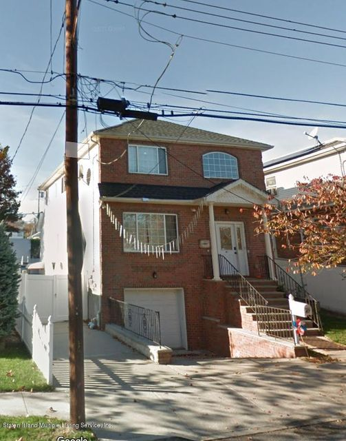 Two Family - Detached in Dongan Hills- Below Hylan - 47 Jerome Road  Staten Island, NY 10305