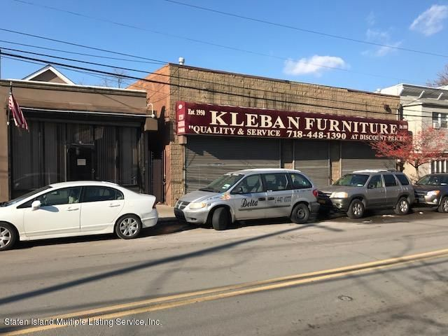 Commercial for Sale at 190 Morningstar Road Staten Island, New York 10303 United States
